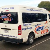 melbourne airport shuttle