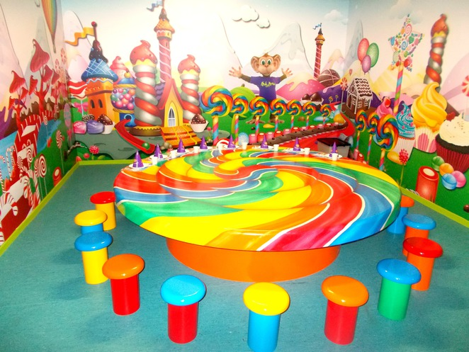 monkey mania top ryde party rooms