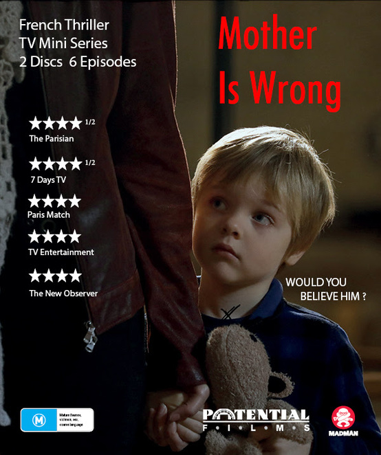mother is wrong film review, mother is wrong movie review, french mini series review, performing arts, sub titled film, foreign film, actors, actresses, night life, date night, mini tv series review