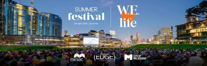 Movies Under the Stars at Yarra's Edge 2018