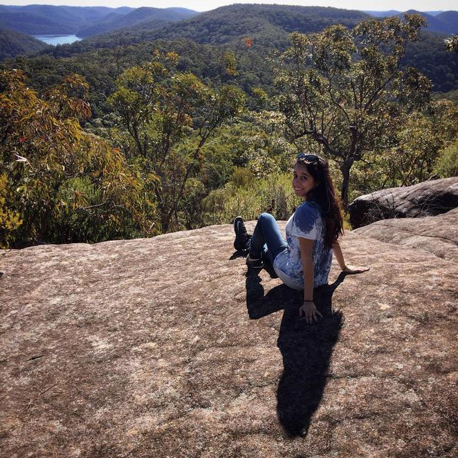 muogamarra, national park, nature reserve, wildflower, nature, walk, lloy trig, summit, view, hawkesbury, river, mountains