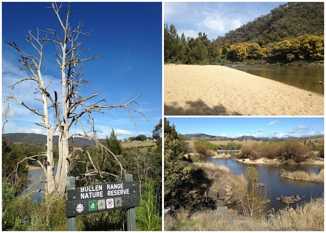 murrumbidgee river, canberra, ACT, walks, lookoutrs, views, camping, swimming, where to go, picnic areas,
