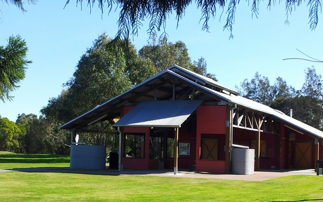 Oxley Creek common environment centre