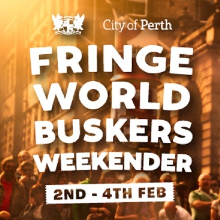 Perth Buskers Weekend