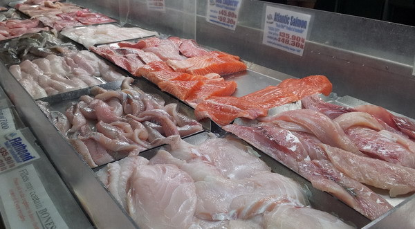 peters fish market,best seafood,fresh fish,