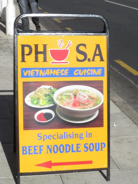 Pho S.A, Adelaide