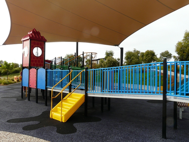 playground, youngsters, ramps, climbing