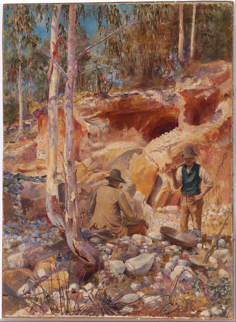Prospecting, gem stone fossicking in Queensland, Deep Creek Fossicking Area, no camping, gold, Thanes Creek Fossicking Area, Warwick, Talgai State Forest Fossicking Area, own water supplies, Durikai State Forest Fossicking Area, Swipers Gully Topaz Locality, Stanthorpe, Passchendaele State Forest, Chinchilla Petrified Wood Localities, Greenswamp, Lallalindi, list of tools, safety checklist, Miners Den