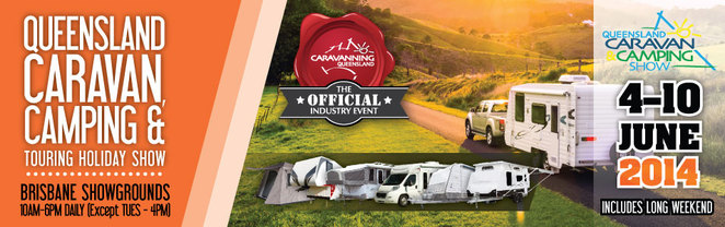 Queensland Camping and Caravan show