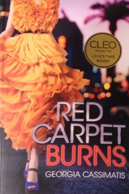 red carpet burns, chicklit, chick lit, Georgia Cassimatis