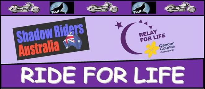 ride for life, honda, motorbikes, gympie, charity, fundraiser, relay for life
