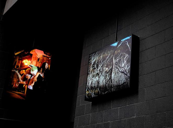 RMIT Lightscape Projects