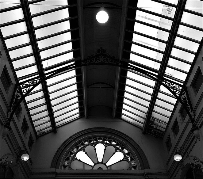 Royal Arcade, Melbourne, walking tour