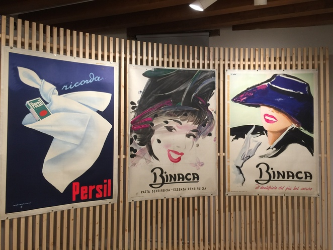 salce, treviso, museum, posters