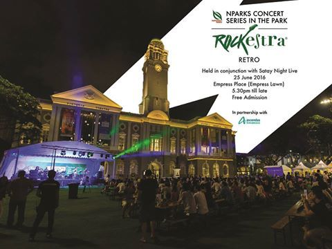 Satay Night, Satay, Food, Live Music, Singapore food, Raffles Place, Rockestra, Jack & Rai, Broadway Beng, ACM, Nparks