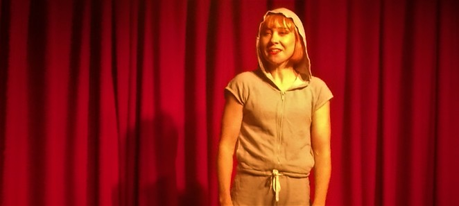 Seen And Heard, Becky Lou, The Butterfly Club, Melbourne Fringe, Mama Alto