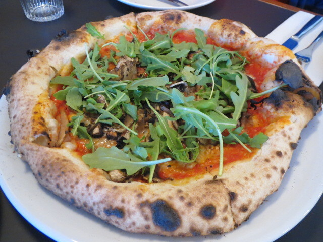 Snacks, Spritz & Bottomless Pizza, Anchovy Bandit, Adelaide