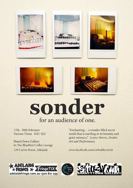 Sonder at Shanty Town and The Blue Bird Coffee Lounge