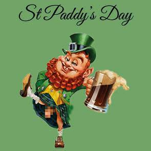 St Patrick's Day celebrations, The Wild Rover