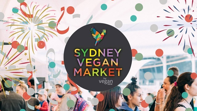 Sydney,vegan,markets