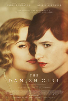 te danish girl, cinema, wikipedia, review, film, eddie reddmayne