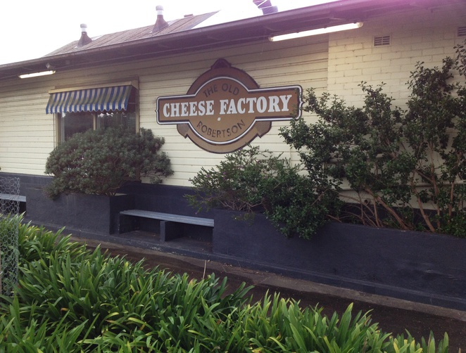 The Old Cheese Factory, Robertson