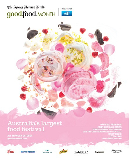The Sydney Morning Herald Good Food Month