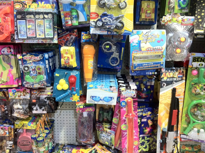 toys, games, gadgets, dolls