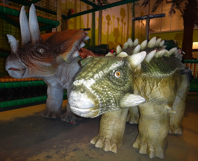 triassic, canning vale, dinosaur, play centre, soft play, dinosaur ride