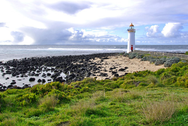 Victoria Melbourne Port Fairy Lighthouse Lighthouses Beach Beaches Coastal Escape The City Get Out Of Town