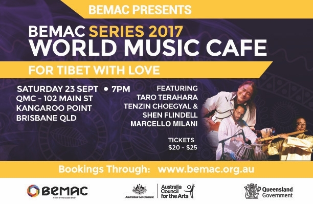 World Music Cafe: For Tibet With Love