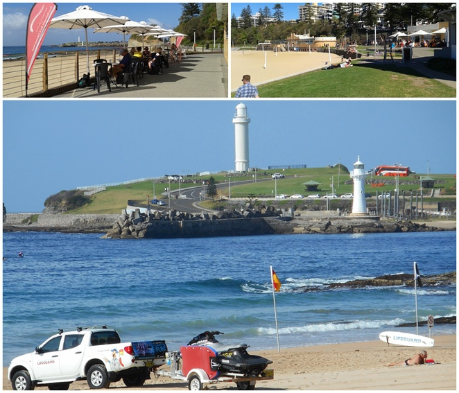 wollongong, north beach, canberra, ACT, NSW, what to see on highway to canberra, highway to sydney,