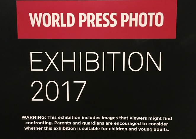 World Press Photo Exhibition, State Library NSW