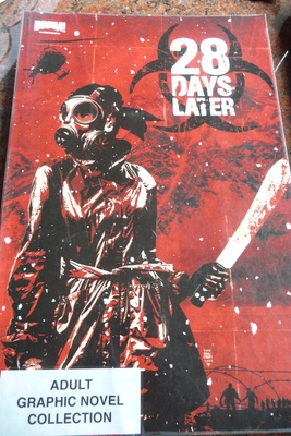 28 Days Later, comic, 28 Days Later comic