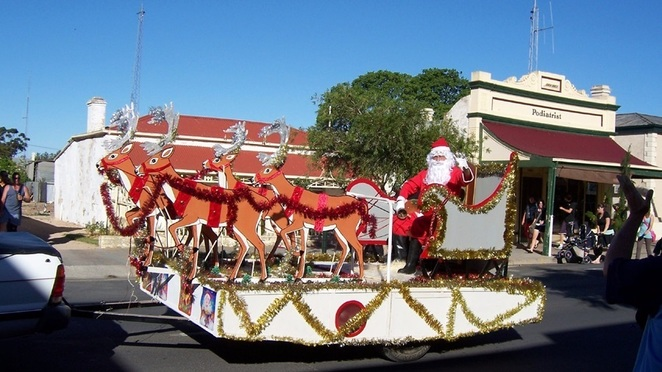 Moonta Christmas Pageant, Market and Carols
