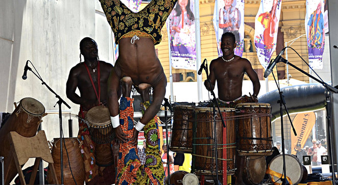 african music and cultural festival 2016, federation square, community event, african market, african food, cultural performances, dancers, artists, cuisine, traditional costumes, ras jahknow, dj wise king, african communities children, burundian drummers, botswana traditional dancers, asanti, abe nouk, wani, zimbabwe communithy language school, fleurs des liles, fiesta kreol, rkm global fashion, eskista dance group, yaw faso, melbourne academy of performing arts, mapa, zyalila cultural group, young low, alariiya afrobeat group, king bell & soukouss ba congo, lamine and the african intelligence band, queen nyibany, soreti kadir, kofi kunkpe, soli tesema, afrovasion, avii, oromo traditional dance group, daikarkel vohn, sophiegrophy, one spirit african drumming, savita henna, market