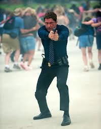 Agent Mike Banning (Gerard Butler)