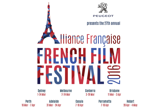 Alliance Française French Film Festival 2016, palace cinemas, kino cinema, astor theatre, foreign films, at the festival with david stratton and george miller, marta and benjamin, movies, subtitles