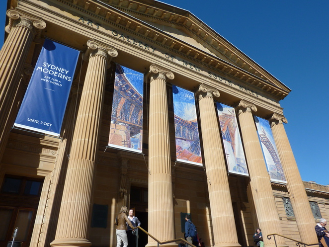 Art Galley of NSW until 7 October 2013