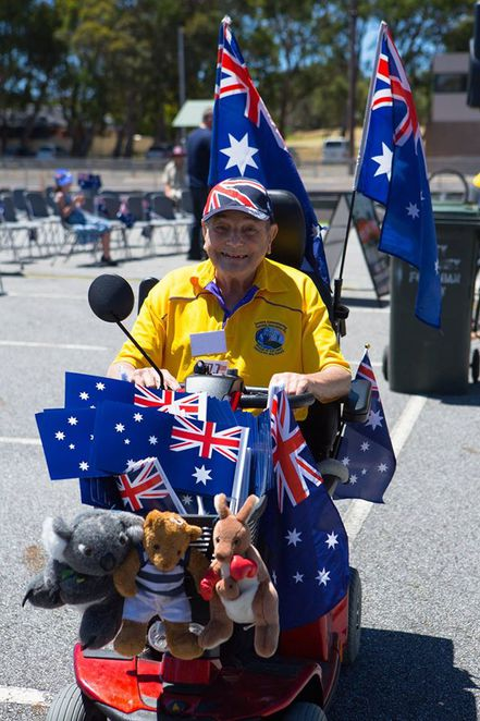Austrralia Day, Berwick, City of Casey,