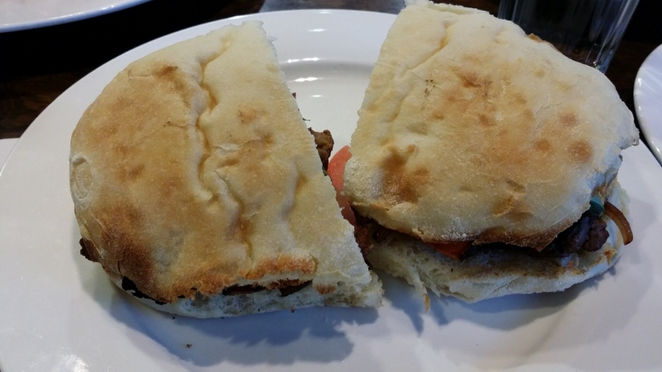 Boat Deck Cafe, Toasted Beef Sandwich, Adelaide