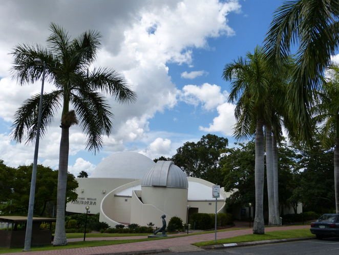 Brisbane Open House 2016,Sir Thomas Brisbane Planetarium