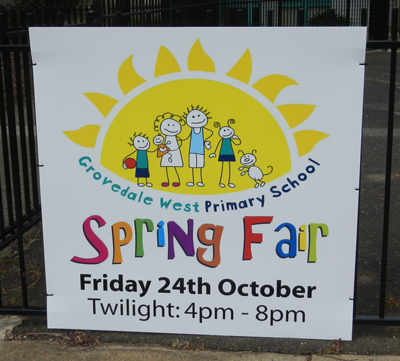 Grovedale West PS Twilight Spring Fair 2014