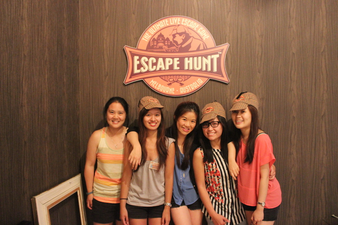 Escape Hunt Melbourne