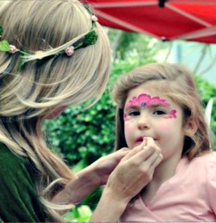 face painting rock a buy baby markets