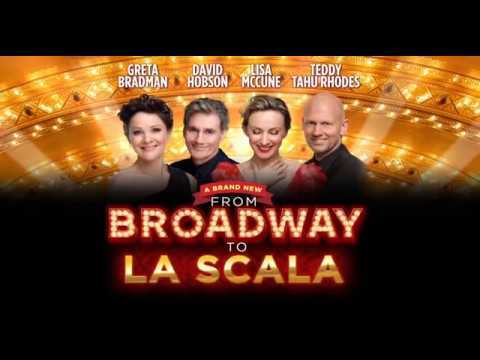 From Broadway to La Scala Perth Concert Hall