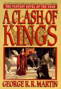 game of thrones a clash of kings book