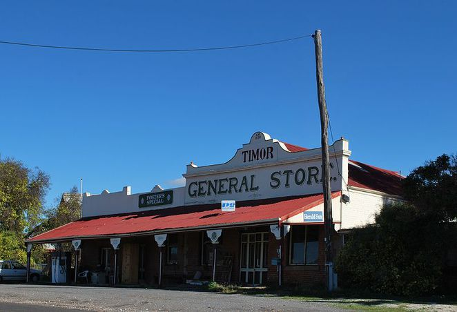 Ghost Town, Homebush, Goldfields