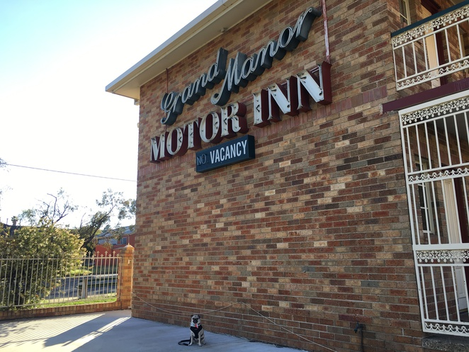 grand manor motor inn, canberra, queanbeyan, new south wales, accommodation, hotel, motel, dog friendly, air bnb, travel, holiday, free parking