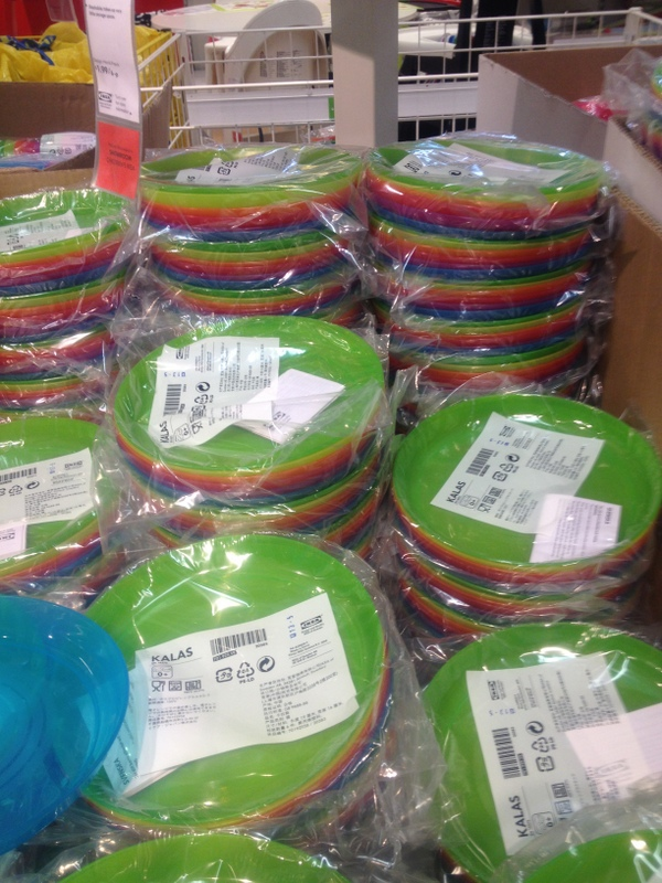 ikea plates · large image & Kids Party Supplies at IKEA